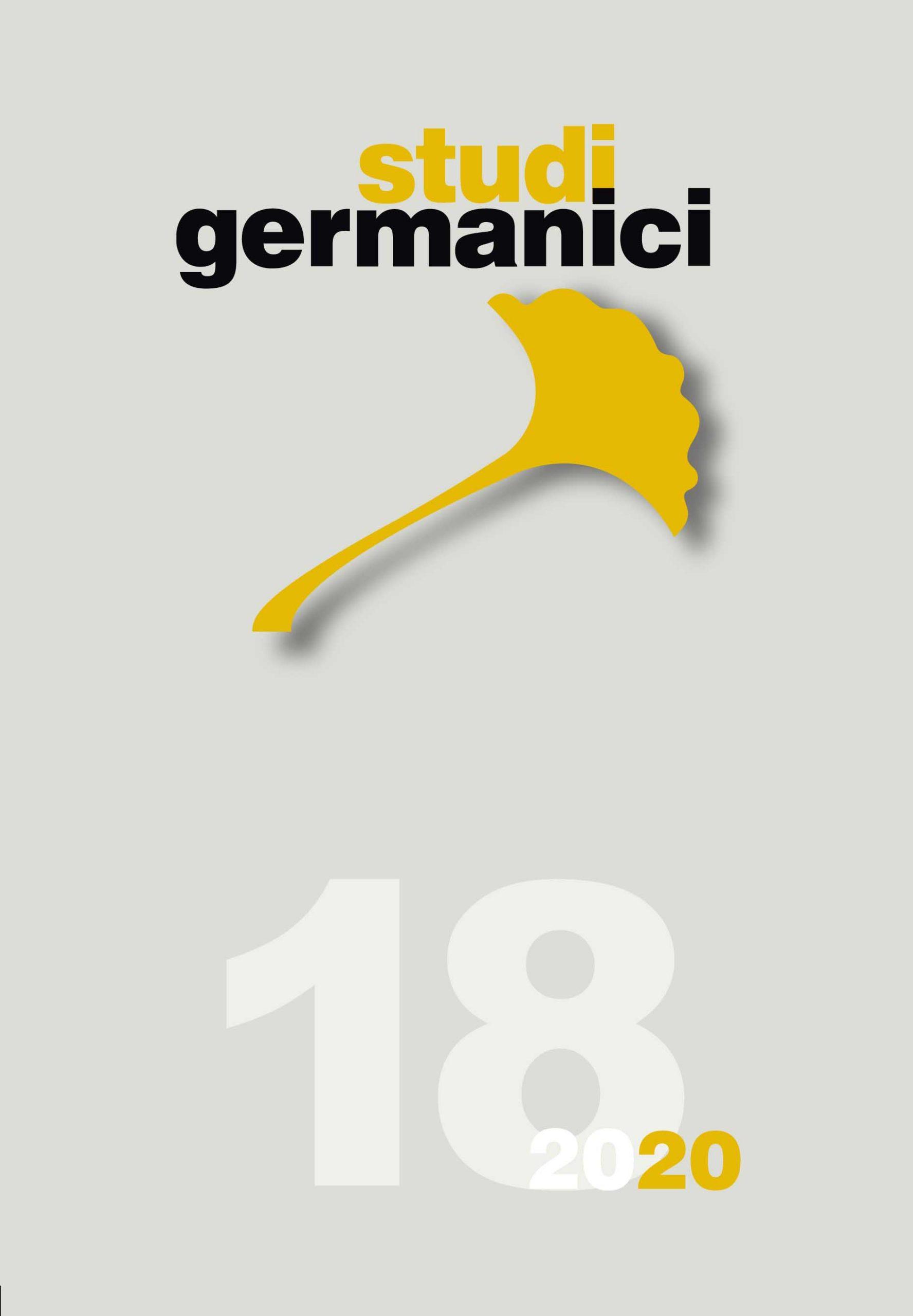 «Studi Germanici», 18
